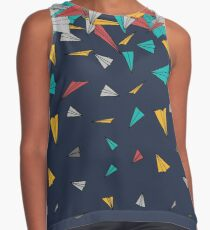 Flying paper planes  Contrast Tank