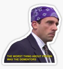 prison mike Sticker