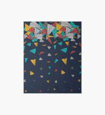 Flying paper planes  Galeriedruck