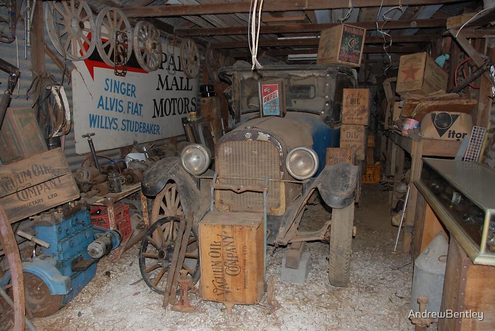 Old Dodge #079 by AndrewBentley