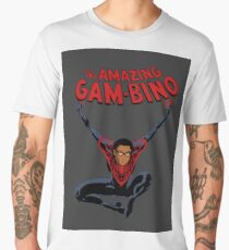 The Amazing Childish Gambino  Men's Premium T-Shirt