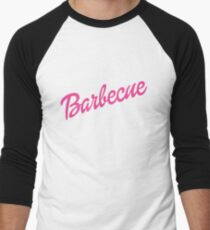 Funny Barbie Barbecue T-shirt T-Shirt