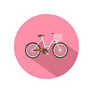 Flat bicycle by Refulgence-SHOP