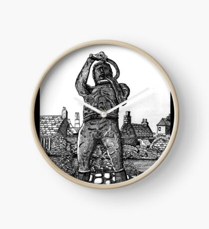 259 - WILLIE CARR - 02 - DAVE EDWARDS - INK - 2015 Clock