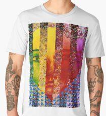 Conundrum I - Rainbow Woman Men's Premium T-Shirt