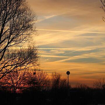 Sunset #2 by caitdesign