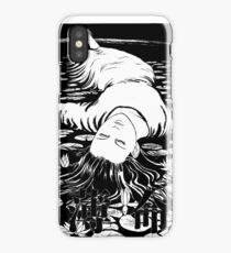 Grey light iPhone Case/Skin