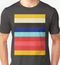 Colors Feels Like We Only Go Backwards - V01 T-Shirt