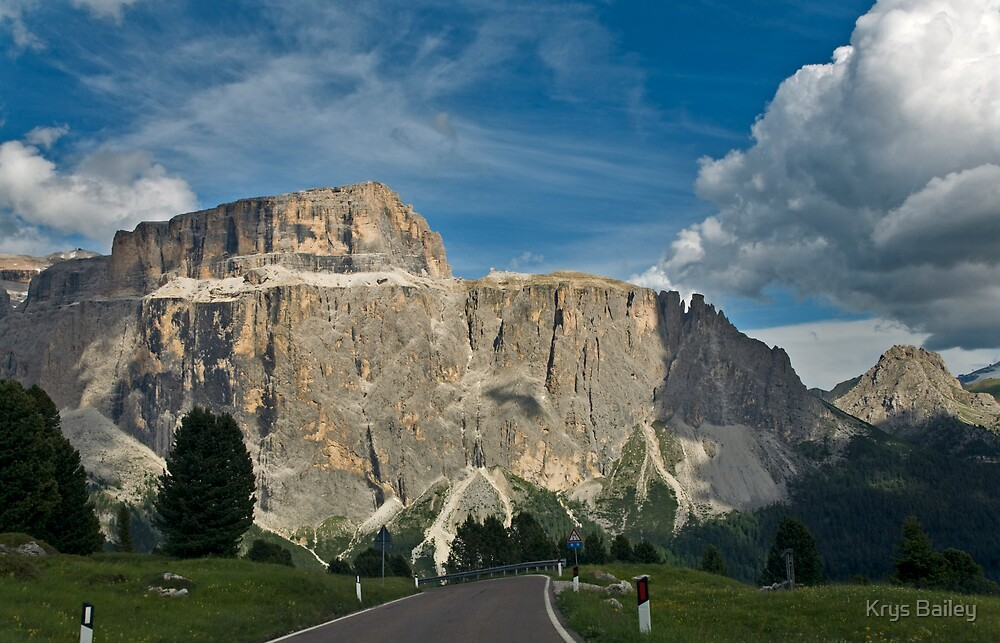 Driving the Sella by Krys Bailey