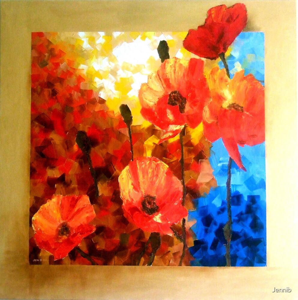 Poppy explosian 2 by Jennib