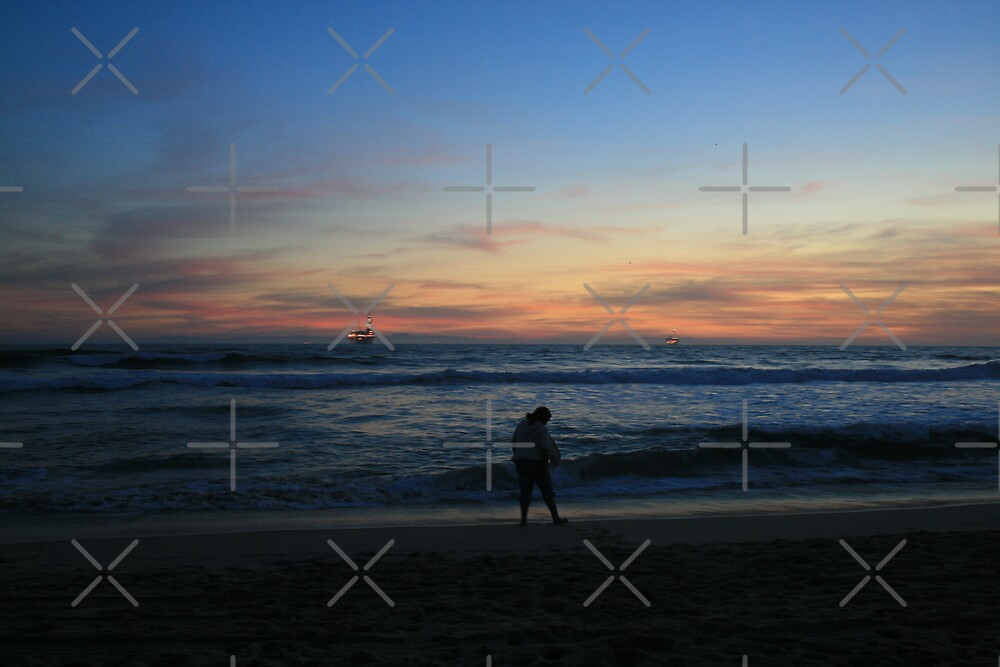 sunset by Nova Arnautu