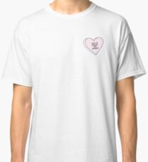 The Answer is Love Classic T-Shirt