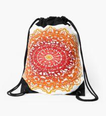 Mulitcolor Mandala Drawstring Bag