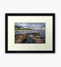 Ballycastle , County Antrim , Northern Ireland Framed Print