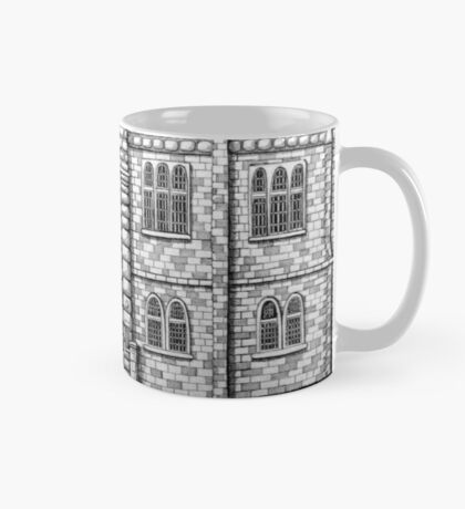 256 - ABBEY ARCH, NORTHGATE STREET, CHESTER DAVE EDWARDS - INK 2014 Mug