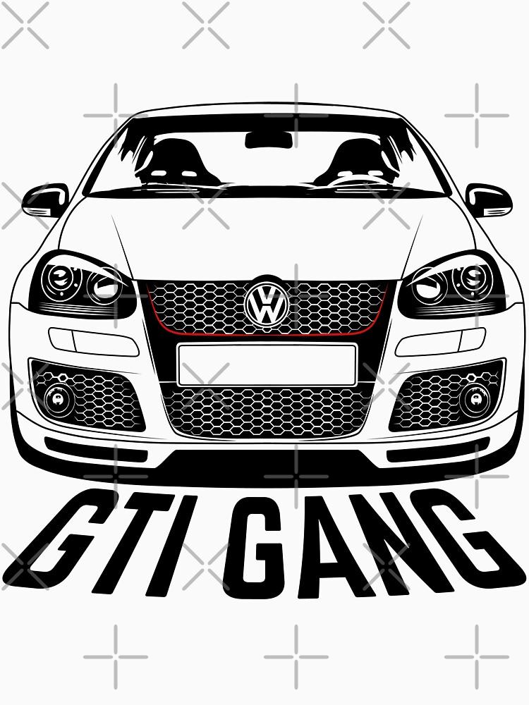 VW Golf GTI Mk5 Shirts by CarWorld