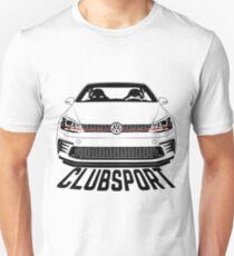 VW Golf GTI Mk7 Clubsport Gang Shirts Unisex T-Shirt