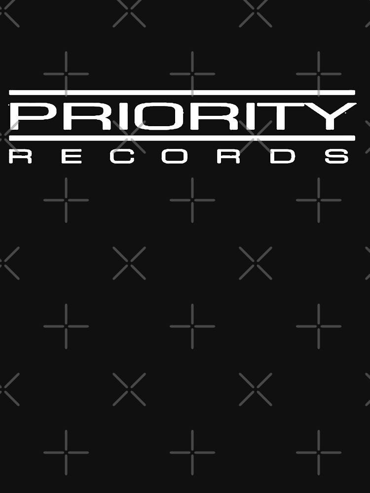 Priority records promo replica - home of NWA, Ice T, SNoop Dogg by TheJBeez