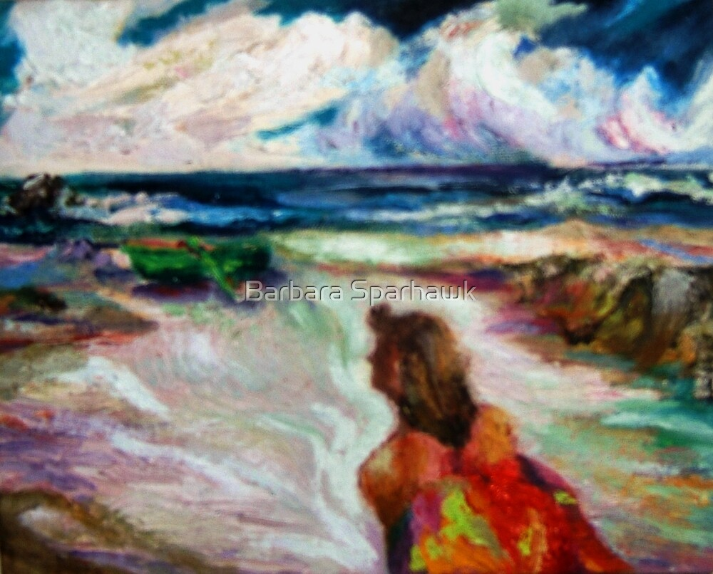 Butterfly Rising, SOLD 8/09 by Barbara Sparhawk