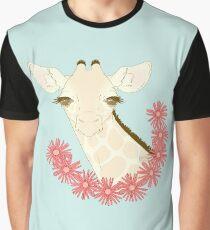 Baby Giraffe Graphic T-Shirt