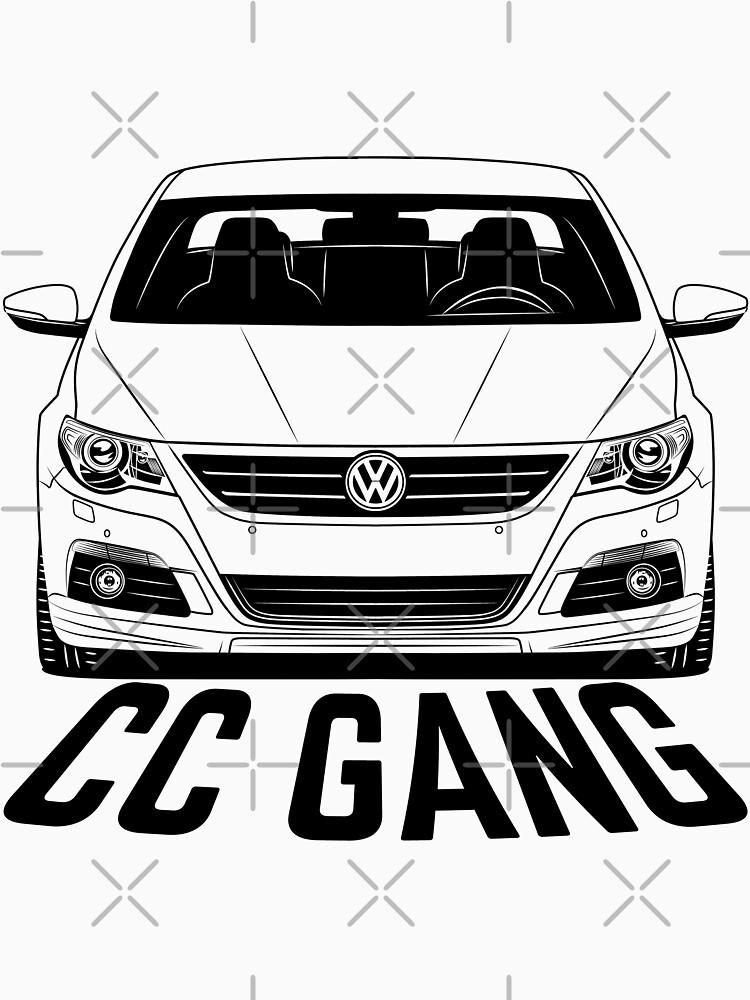 VW Passat CC Gang Shirts by CarWorld