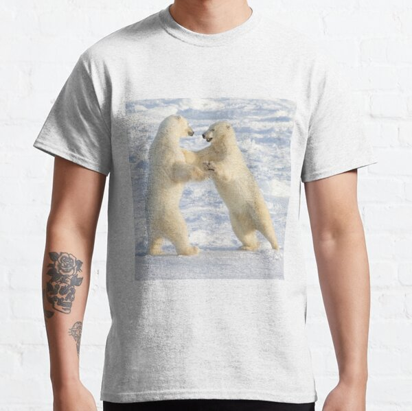 Dance of the white bears (I) Classic T-Shirt