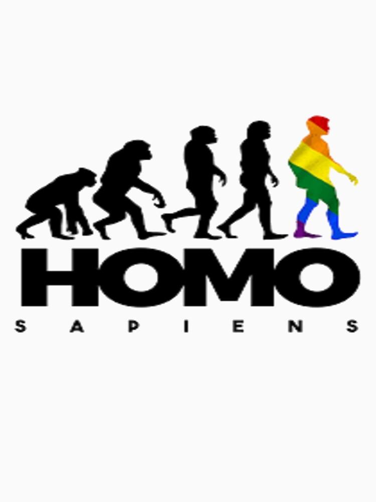 HOMO SAPIENS GLBT by cordmarcos