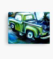 Yosemite Truck, SOLD 9/09 Canvas Print