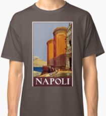 NAPOLI, ITALY Classic T-Shirt