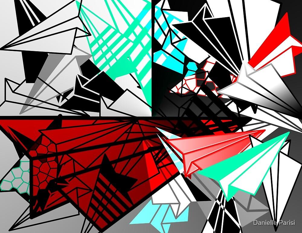 Paper Planes by Danielle Parisi