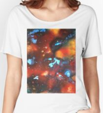 Cold Eclipse Fire Women's Relaxed Fit T-Shirt