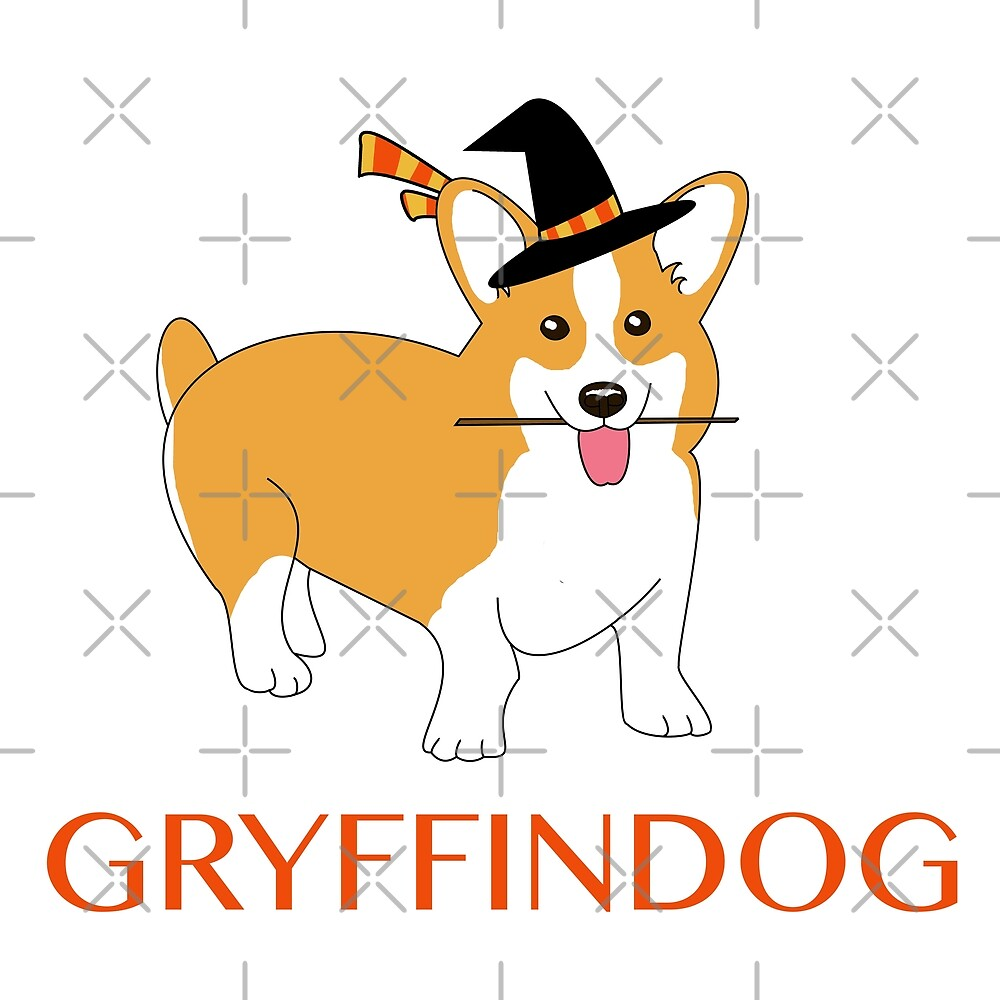 Gryffindog by NyxieDesigns