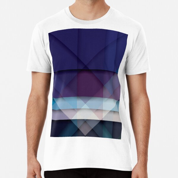 Scottish Geometric Premium T-Shirt