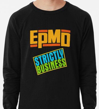 EPMD - Strictly Business replica print Lightweight Sweatshirt