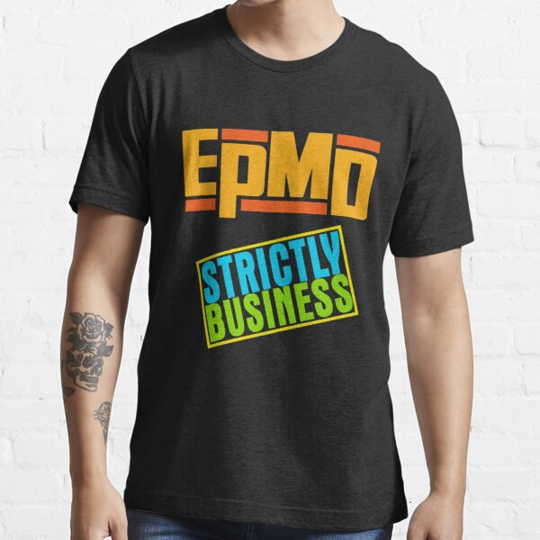 EPMD - Strictly Business replica print Essential T-Shirt