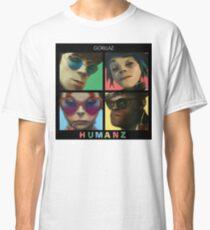 HUMANZ- GORILLAZ Classic T-Shirt