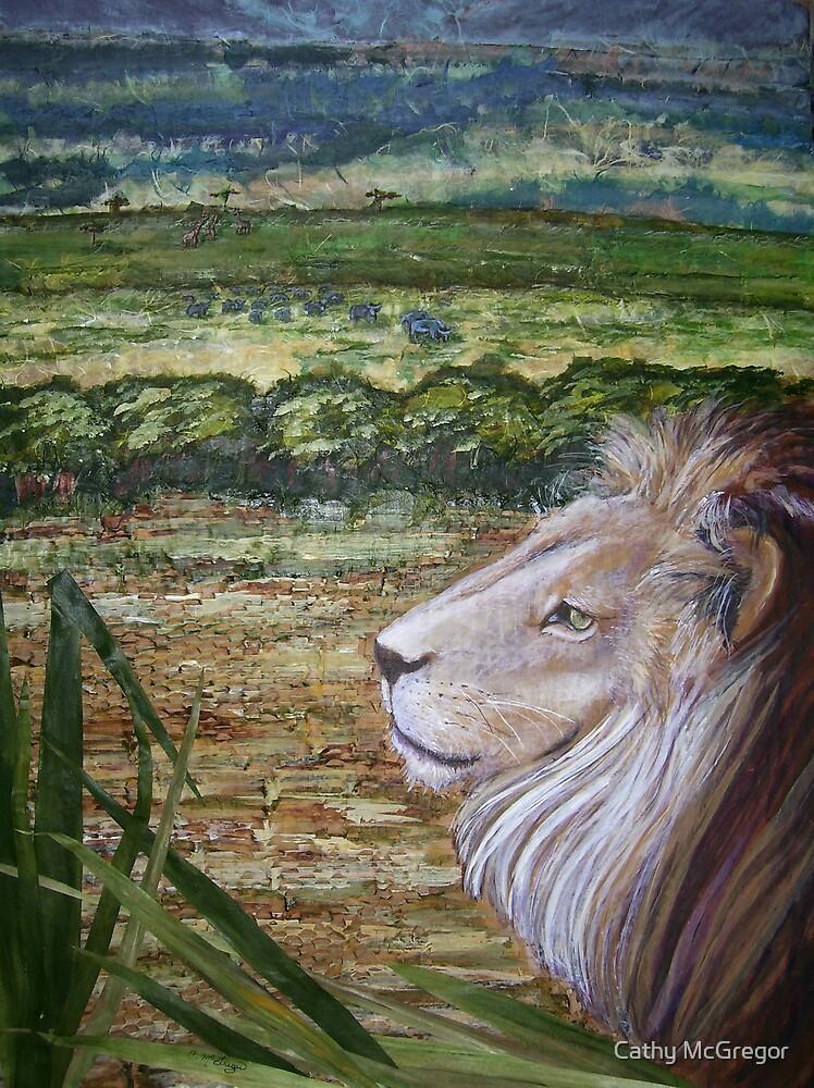 The Savannah by Cathy McGregor