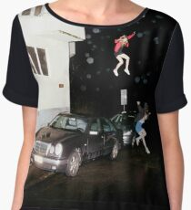 Brand New - Science Fiction Women's Chiffon Top