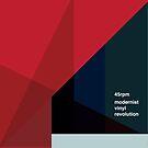 Modernist Vinyl Revolution by modernistdesign
