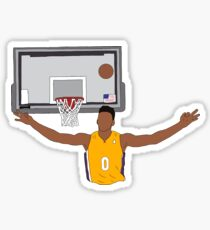 Nick Young Early Celebration Sticker