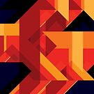 Funky Little Arrows by modernistdesign