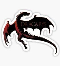 Dracarys! Sticker