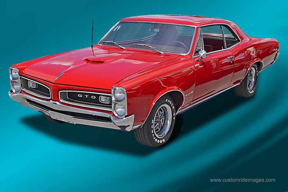 1966 Pontiac GTO by Chuck Cannova