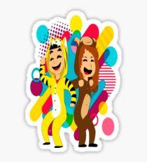 Miarren Cartoon Sticker
