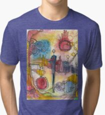 Place I Once Knew Tri-blend T-Shirt