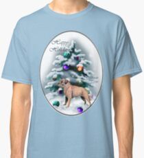 Border Terrier Christmas Gifts Classic T-Shirt