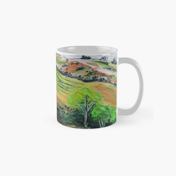 Napa Valley Vineyard Classic Mug