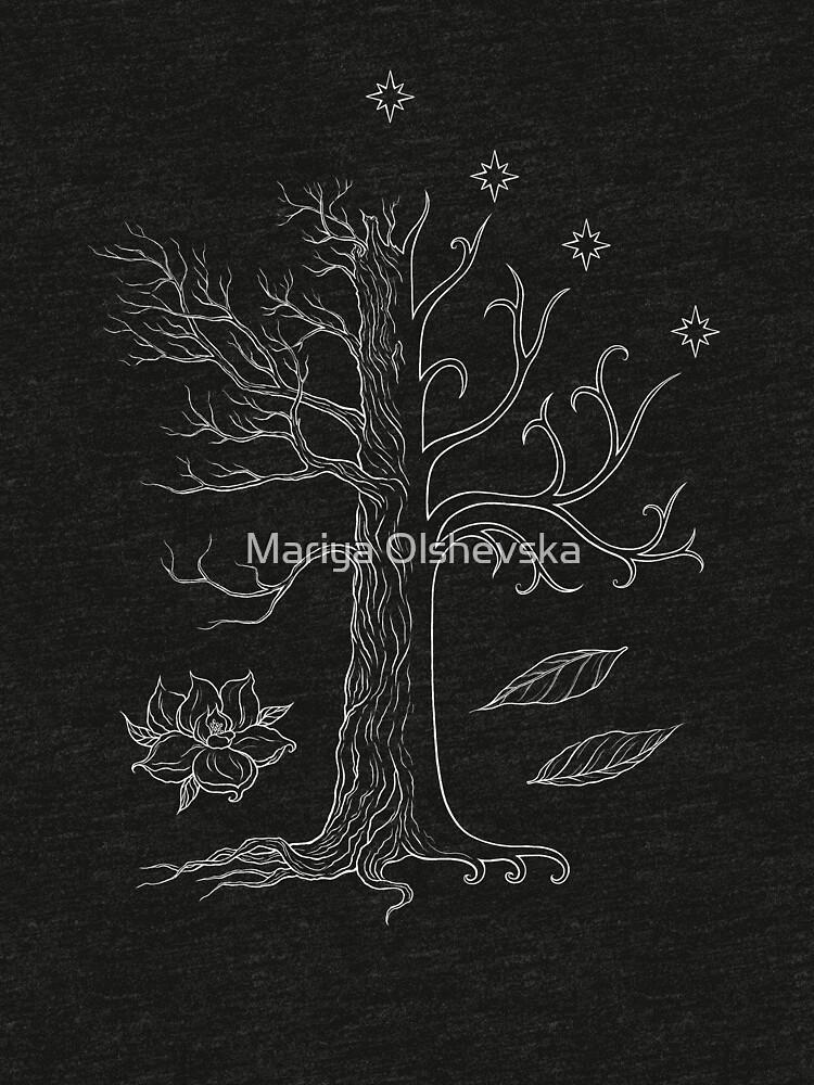 Der weiße Baum von Gondor von OzureFlame