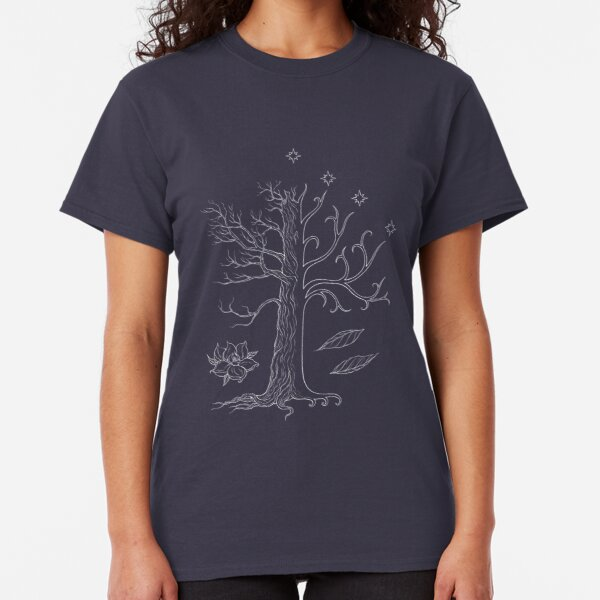 The White Tree of Gondor Classic T-Shirt