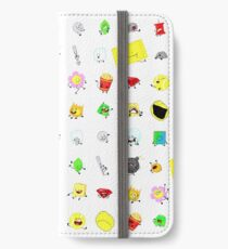 IDFB Stickers iPhone Wallet/Case/Skin